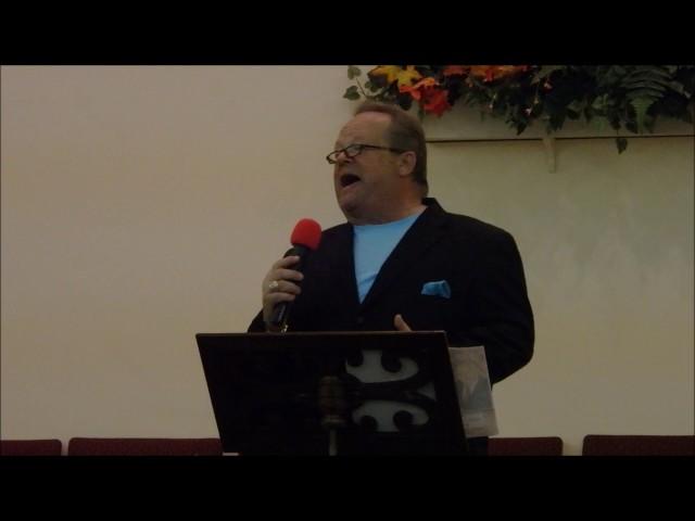 """The Lighthouse,"" by Bob Hadley - Westside Baptist Church, Daytona Beach, FL - 11/4/16"
