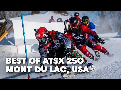 Best Moments from ATSX 250 Mont …