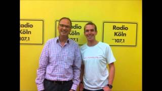 """Radio köln interview """"jeck&jot"""" vom 31 ..."""