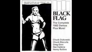 Black Flag - What Can You Believe [1982 Demo 1/10]