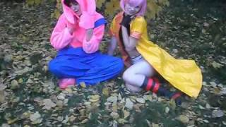 GraviAni. Video-cosplay. Gravitation