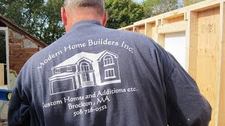 Dormer Construction by Modern Home Builders Inc 27 29 Oct 2014