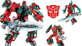 Transformers Generations Combiner Wars VICTORION, Jumpstream and Skyburst Robots Episode 2 Toys