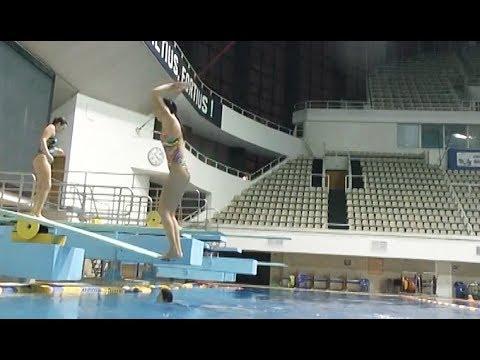 Кубок России по прыжкам в воду в Челябиске
