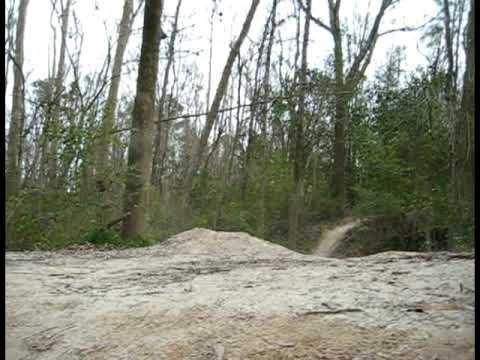 Mountain Biking the Comite Trail