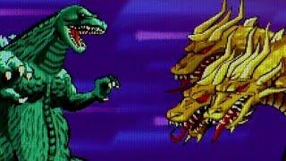 Godzilla: Domination! (Game Boy Advance) Playthrough - NintendoComplete