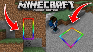 INSANE HIDDEN BASE in Minecraft Pocket Edition!! IMPOSSIBLE TO FIND!