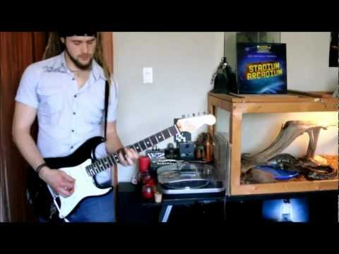 Red Hot Chili Peppers - Death of a Martian - Cover by Lane Argue mp3