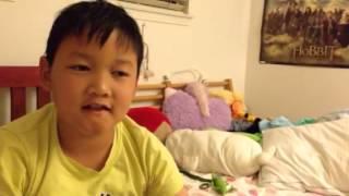 Chinese Poem Recitation By Jeremy