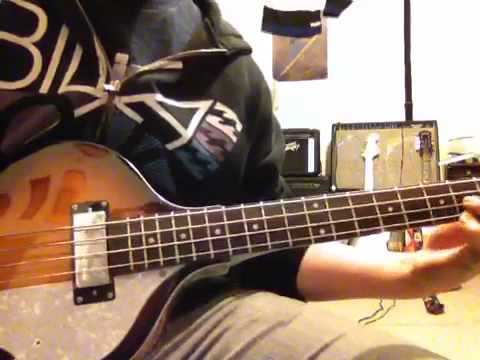Hofner Icon B-bass Hi-series Bass Review