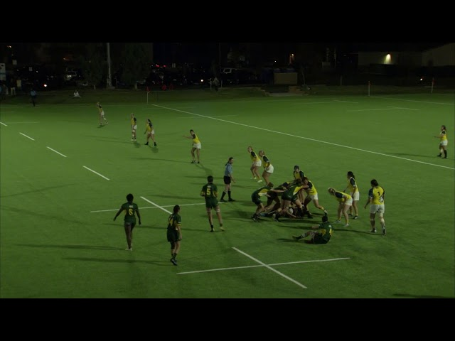 2018 WPL – Glendale Raptors vs Chicago North Shore (10/20/18)