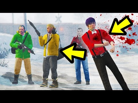 CAN YOU SAVE BRAD IN GTA 5? (you wont believe this)