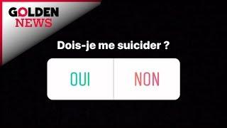 TELLEMENT TROUBLANT : Pour obéir à un sondage Instagram une ado se suicide