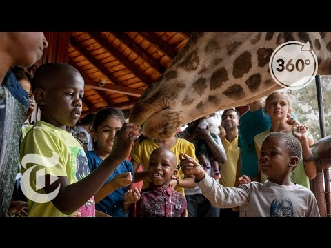36 Hours in Nairobi | The Daily 360 | The New York Times