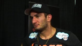 Strikeforce - Gegard Mousasi - Post Mike Kyle Interview - Marquardt Saffiedine