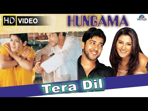 Tera Dil (HD) Full Video Song | Hungama | Aftab Shivdasani, Rimi Sen |
