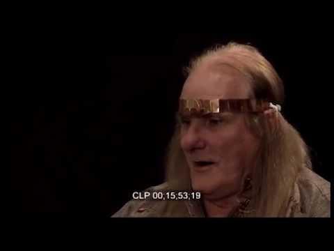 Billie Woodard Interview - UFOs and Hollow Earth - Part1