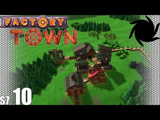 Factory Town - S07E10 - Updates, Trading and Blue Coins