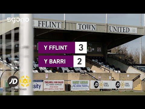 Flint Barry Goals And Highlights