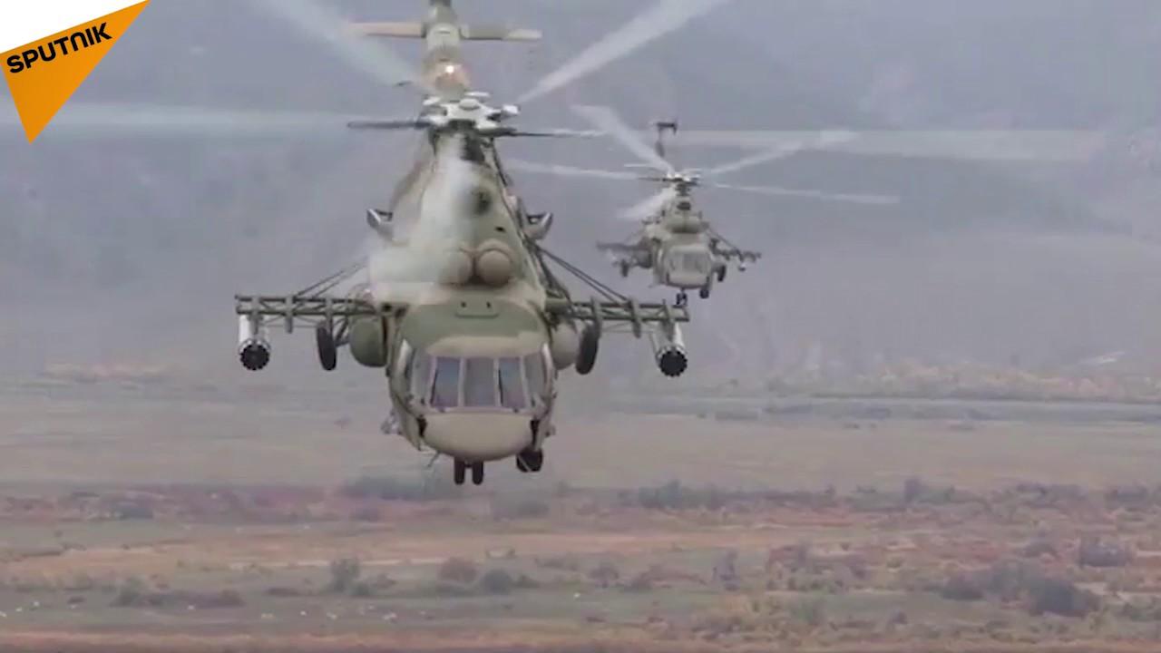 Mi-8AMTSH - Terminator from Russia 14