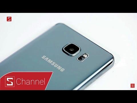 Schannel - Đánh giá chi tiết Galaxy Note 5: Xứng đáng là siêu phẩm Android tốt nhất năm