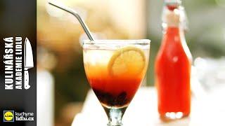Šípkový sirup - Roman Paulus - Kulinářská Akademie Lidlu