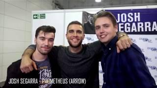 Heroes and Villains Fan Fest London 2017