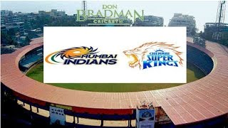 Don Bradman Cricket 14: IPL Chennai vs Mumbai Full Gameplay HD