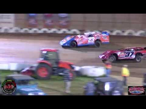 Placerville Speedway Limited Late Model Highlights April 20th, 2019
