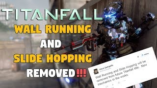 Advanced Movement Mechanics Removed from Titanfall 3 | Casuals vs Hardcore Gamers