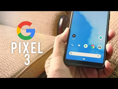 Get Google Pixel 3 Launcher On Any Android Device