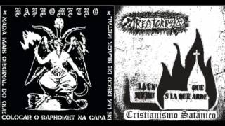 Reator04   Anti   National Socialist Black Metal Anti NSBM From Split cdr With Baphometro