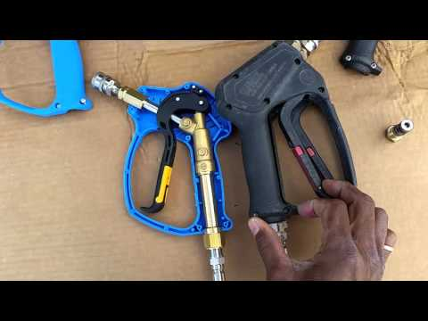 How To Take Apart The Kew B150 B100 Trigger Gun Doovi