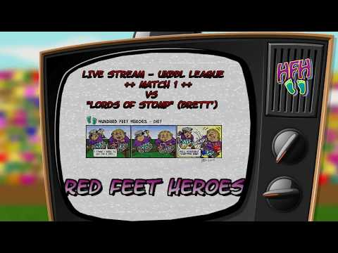 Pug & the Hundred Feet Heroes - UKBBL - S31 - Conference West - Match 1