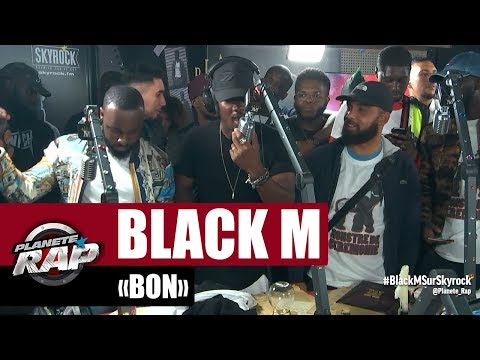 Youtube: Black M«Bon» #PlanèteRap