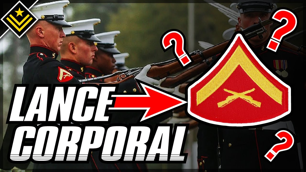 Origins of the Lance Corporal