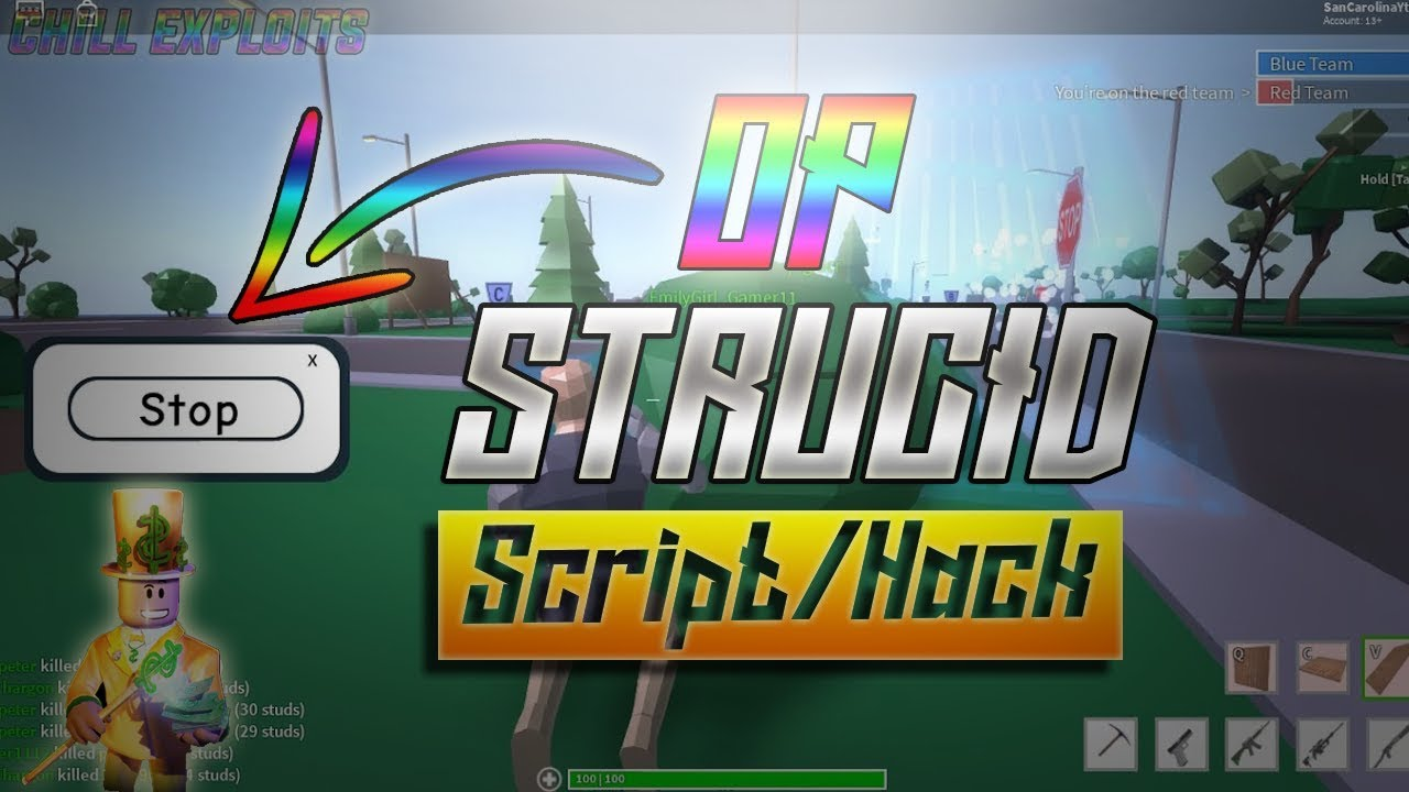 *NEW* Strucid OP Script / Hack + FREE LEVEL 7 EXECUTOR ...