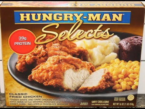 hungry-man-selects:-classic-fried-chicken-review