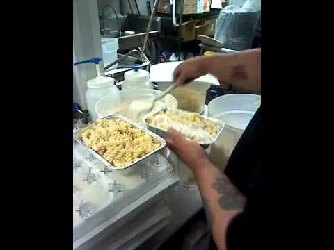 Pizzahut Tuscani Pasta Prep Youtube