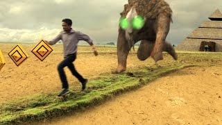 Download Temple Run Blazing Sands- In Real Life Mp3 and Videos