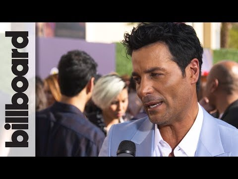 Chayanne Shares The Secret Behind His Success In Music | Billboard Latin Music Awards 2018