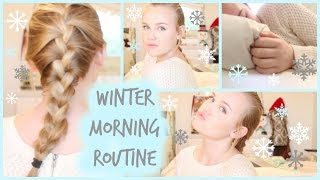 Winter Morning Routine Thumbnail