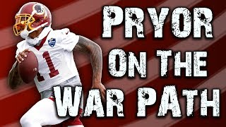 The Film Room Ep. 42: Terrelle Pryor - The A.J. Green clone that nobody saw coming