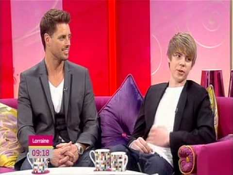 Boyzone - Keith and Jay Duffy interview on Lorraine