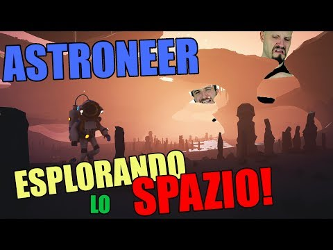 Save ASTRONEER  - ESPLORANDO LO SPAZIO! Images