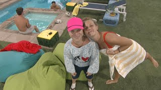 Big Brother - Haleigh Works It For The Cameras - Live Feed Highlight
