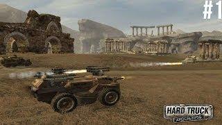 """[Hard Truck: Apocalypse #1] - """"Jeździ, Strzela, Jest Mój - Czego chcieć więcej? :)"""""""