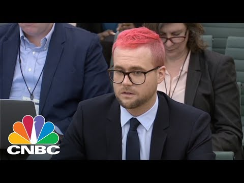 Cambridge Analytica Whistleblower Christopher Wylie: Trump's Election Showed Wider Impact | CNBC