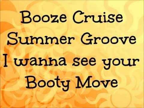 The Booze Cruise- Blackjack Billy LYRICS ON SCREEN