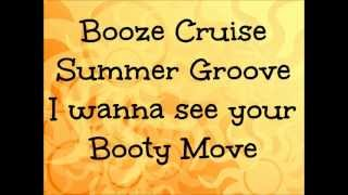 The Booze Cruise- Blackjack Billy LYRICS ON SCREEN